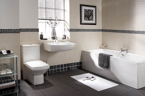 Interior design tips: Hygienic bathroom design