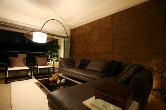 Interior design tips: Managing the living room in the small house