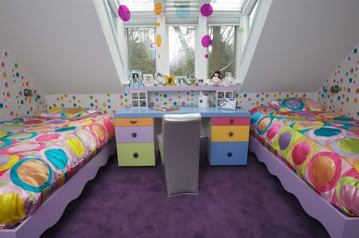 Bedroom remodeling tips : Arranging your children's bedroom